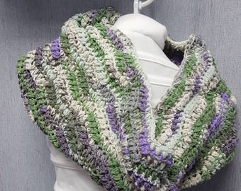 Cowl of many colors