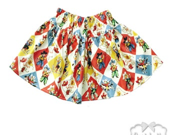 Cowgirl Skirt - Girl Twirl Skirt - Infant Cowgirl Skirt - Tween Western Party Skirt - Toddler Cowgirl Birthday 6 month to Girl 16 - Cowboy