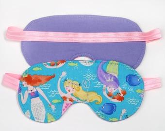 Mermaid party favor sleep mask