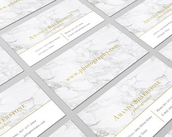Marble Business Card, Marble Golden Card, Business Card Design, Gold Business Card, Modern Business Card, Business Branding, Business Card