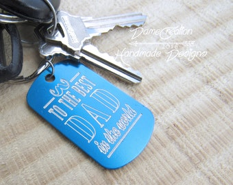 Custom Keychain, Personalized Keychain, Engraved Keychain, Bridesmaid Gifts, Bridesmaid Squad, Groomsmen Gifts, Gift for Boyfriend, Dad Gift