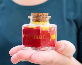 Gryffindor Essential Oil Sugar Scrub