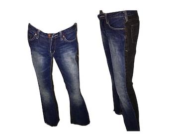 Vintage Two Tone Jeans, Parasuco Jeans