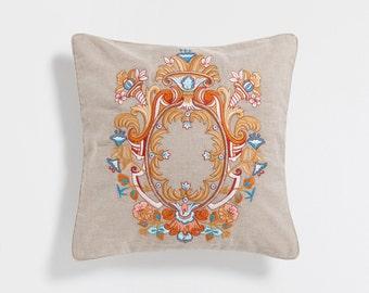 Machine Embroidery Design - Luxury classic (2 in 1)
