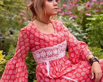 70s festival dress