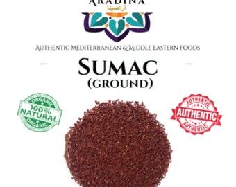 Aradina, All Natural Sumac 8oz