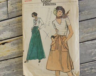 Vintage Vogue Sewing Pattern 9194
