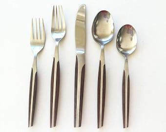 Replacement Pieces - Scandinavian Style Flatware by Eldan - Made in Japan - Replacement Pieces