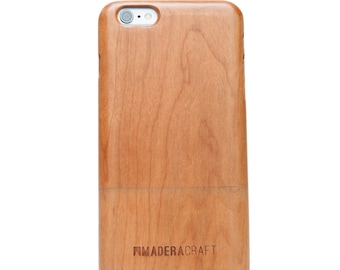 iPhone 6 Case | Walnut Wood - Two Piece Cover | Cherry Wood Cover | Unique iPhone 6 Case | Case For Men – Women | Gift For Men - Women