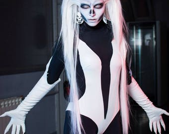 Silver Banshee Cosplay Costume from DC Comics