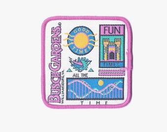 Vintage Busch Gardens Good Times Williamsburg, Virginia Patch