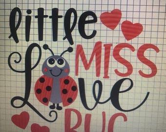 Little Miss Love Bug