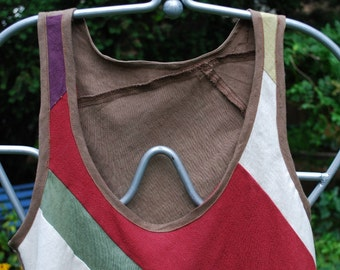 Linen Tunic -Eco-Friendly- Reduced