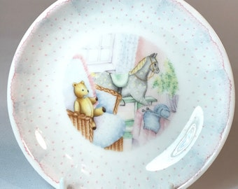 Royal Doulton Brinkworth Bear Collective Plate.