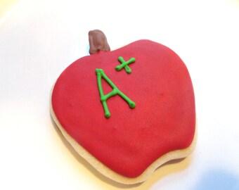 Apple cookies (custom listing)