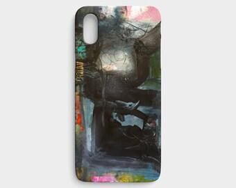 NEW iPhone X Case, FREESTYLING, Artist Generations, Art Phone Case, iPhoneX
