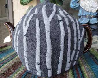 Birch Tea Cozy