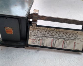 Triner Air Mail Accuracy Scale 1958