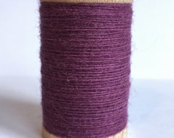 Rustic Wool Moire Thread - Color #762