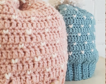 Evie Hat by Crochet Birdie ©