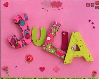 Une décoration sympa et colorée pour nos petits amours