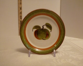 Stangl Orchard Song Coaster #5110