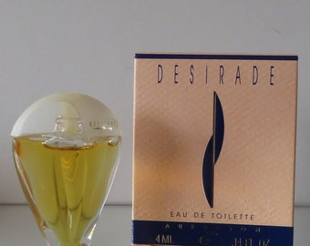 Desirade  by Aubusson  - FULL - Miniature perfume bottle - Eau de Toilette Parfum-
