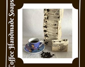 Handmade Coffee Soap for Coffee Lovers!