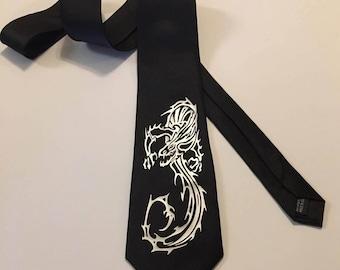Dragon Necktie