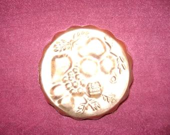 Lovely copper mold