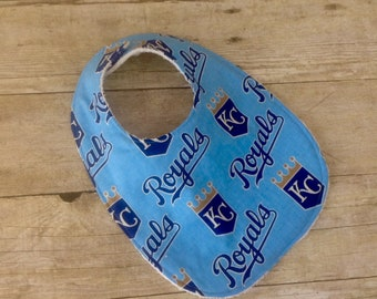 Kansas City Royals Infant Bib