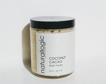 COCONUT CACAO Body Polish