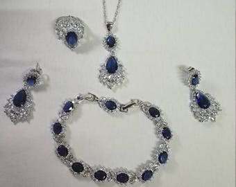 Necklace, Earring And ring