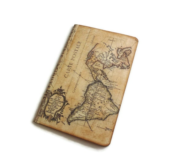 Map travel journal world map notebook atlas diary gumiabroncs Gallery