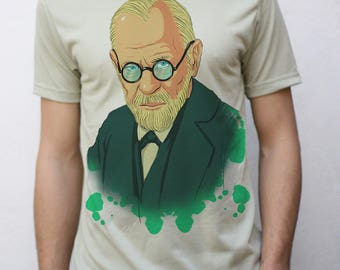 Sigmund Freud T shirt