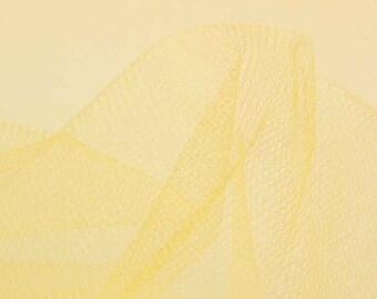 Tulle Netting Dress Fabric 140cm Wide 30 Colour Range - Citranelle