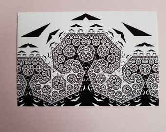 Tree of Life - Postcard