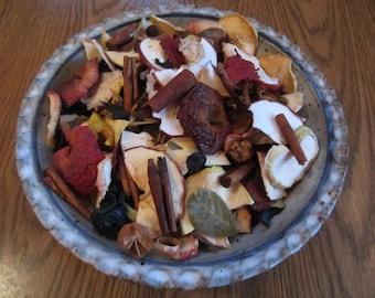 Cinnamon Apple Potpourri Fixins 8 oz. / 6 Cups
