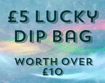 Lucky dip bag small