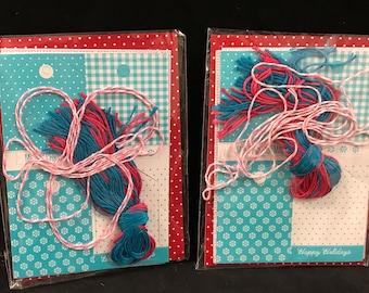 3 Paper Hang Tag Kits
