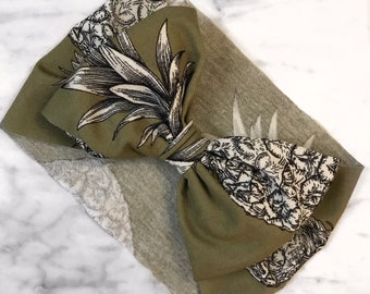Oive Pinapple Wrap