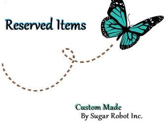 custom items for Deana