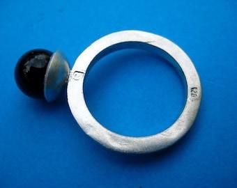 Onyx Stack Ring