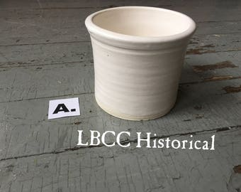 A - Reproduced Unguent Jar: 17th- 18th Century Bath England Cosmetics, Salves, Historical Jar