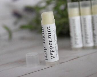 Lip Balm - Peppermint