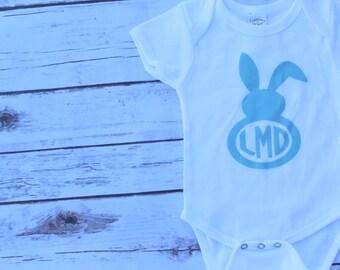 Boy's Easter Shirt; Cute Boy's Easter Shirt; Boy's Easter Bunny Shirt; Easter Bunny Shirt; Cute Vinyl Easter Shirt
