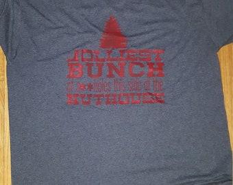 Jolliest Bunch of A--holes T-Shirt
