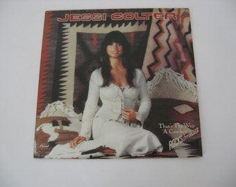 Jessi Colter - That's the Way A Cowboy Rocks & Rolls - 1978