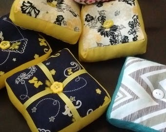 Square Pincushions - Customizable!