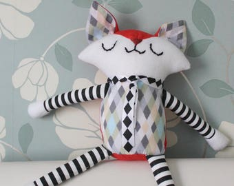 Fox Plush Toy for Children/Toddlers/Infants